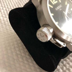 U-Boat Accessories - Authentic U Boat Classico 53MM men's watch